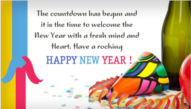 Happy New Year 2019 Messages, Wishes, Greetings, Quotes With Images ...